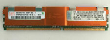 Hynix 2GB PC2-5300 RAM CL5 240-Pin DIMM Memory P/N HYMP525F72CP4D3-Y5