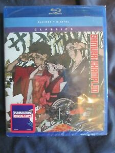 Samurai Champloo: The Complete Series (Blu-ray) (new) free shipping