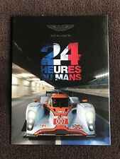 2009 LE MANS 24 HOURS ASTON MARTIN RACING MEDIA PRESS INFORMATION CD ROM