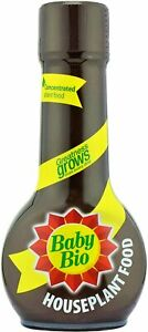 Baby Bio 5878844, Fertiliser for Houseplants, Concentrate