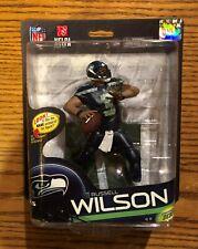 Russell Wilson McFarlane Rookie Debut NFL Series 33 Figure - Seattle Seahawks
