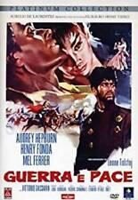 Dvd GUERRA E PACE - (2 Dvd) (1956) Film - Drammatico......NUOVO