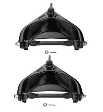Pair Set 2 Front Upper Control Arm Ball Joint Assies for Dodge Ram 1500 RWD Moog