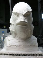 Creature from the Black Lagoon Life-size 1:1 Urethane Bust from Original Molds