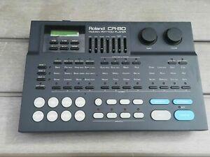 Roland CR-80 Human Rhythm Player Drum Machine - Low Output