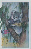 Australia Cinderella Koalas 1996 $10 Koala Conservation MS MNH
