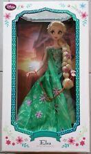 Poupée Disney Elsa Frozen Fever Edition Limitée doll