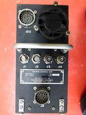 Collins 309-3E Coupler Control For 180-R6 Hf Antenna Coupler For Ham Radio