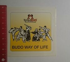 Aufkleber/Sticker: Danrho Budo way of Life (11111661)
