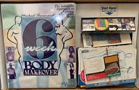 Michael Thurmond's Provida 6 Week Body Makeover VHS Weight Loss Kit New Open Box