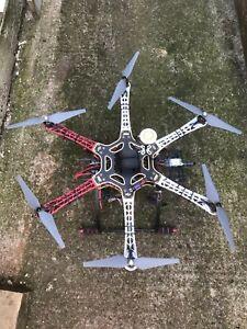 DJI F550 RC Hexacopter Naza V2 GPS