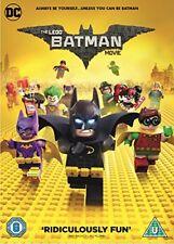 The Lego Batman Movie 2017 Genuine R2 DVD UV