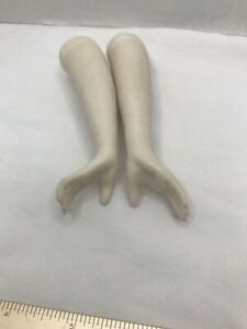 Antique Bisque Slendor Lady Doll Arms for Replacement