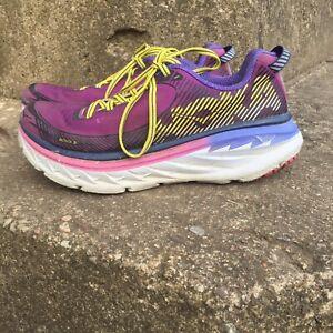 HOKA ONE ONE  Bondi 5 Running Shoes Trainers Size UK 6.5 EU 40