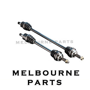 BRAND NEW CV JOINT DRIVE SHAFT for Toyota Starlet EP91 (PAIR)