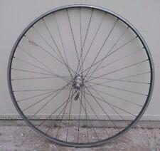 Mozzo Campagnolo + cerchio anteriore da 28 Ambrosio x bicicletta da corsa