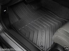 Genuine OEM Honda Civic 4dr All Season Floor Mat Set Mats 16-21 Standard Hatch