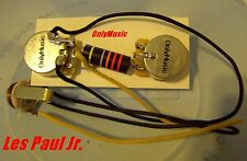 COMPATIBLE WITH GIBSON LES PAUL JR  BUMBLE BEE REPRO VINTAGE WIRING HARNESS