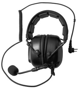 Noise Cancelling Headphones Headsets Earphones Ear Defenders for Two Way Radios