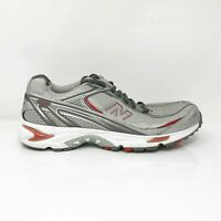 New Balance Mens 509 MR509SR Gray Running Shoes Lace Up Low Top Size 10.5 4E