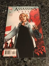 ASSASSIN'S CREED:THE FALL #3 OF 3 RARE DC SERIES LOW PRINT RUN!!!