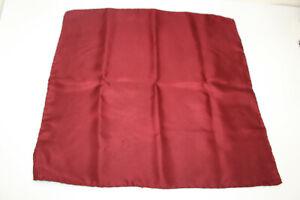 H.P. POCKET SQUARE Handkerchiefs Silk F12997 Made in Italy