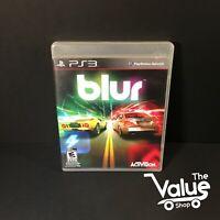 Blur (Sony PlayStation 3, 2010) PS3