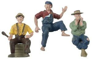 Woodland Scenics - Scenic Accents® Figures -- The Bumm Brothers - G  - A2548