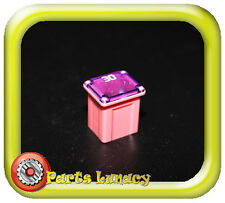 30 AMP Pink ULTRA MICRO Fusible Link Fuse FOR Mazda BT50 UR 2015 On