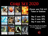 MTG Core Set 2020 M20 Choose your Token - Multi buy discount up to 40% In Stock