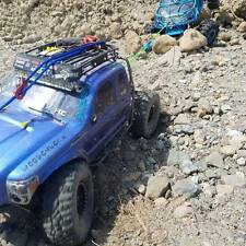 RC Crawler Slider Tow Strap - For SCX10 2, Trail Finder, Wraith, Ascender, XR10