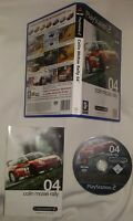 COLIN MCRAE RALLY 04 - PlayStation 2 Mc Rae PS2 Gioco Game Playstation Sony