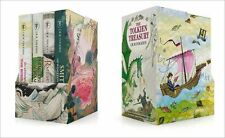 The Tolkien Treasury 4 Books Set Collection Hardback J. R. R. Tolkien
