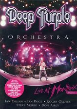 Deep Purple with Orchestra : Live at Montreux 2011 (DVD)