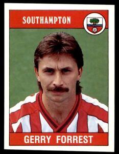 Panini Football 90 - Gerry Forrest Southampton No. 263