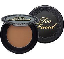 Too Faced Chocolate Soleil Matte Bronzer Medium/Deep Travel Size .08 oz / 2.5 g