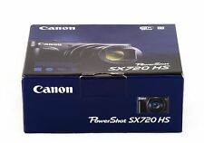 *BRAND NEW* Canon PowerShot SX720 HS 20.3-Megapixel Digital Camera - Black