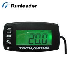 Back light Digital Inductive Tachometer outboard motor Tachometer Motorcycle