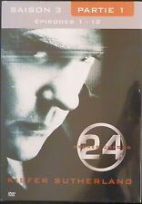 24 Heures Chrono - Saison 3 - Partie 1 -  2 boitiers slim - 3 dvd - Neuve