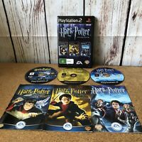 Harry Potter Collection Playstation 2 Rare PAL Aus Release
