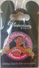 PTN / PIN Trading Night MOANA / Vaiana EL Disneyland Paris