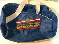 Vtg Anheuser Busch The Great American Beer Company Carrying Bag