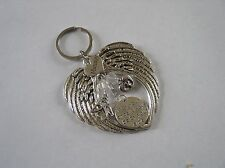 Memorial Mummy Of Angel Baby Crystal Keychain/Keyring/Handbag Charm