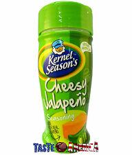 Kernel Seasons Cheesy Jalapeno Popcorn Seasoning 68g - Sprinkle On Pizza & Spuds