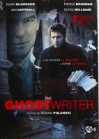 DVD THE GHOST WRITER - Pierce BROSNAN / Ewan McGREGOR - Roman POLANSKI - NEUF