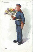 Alte Postkarte zum Geburtstag Stuttgart 12.11.1913 / postcard birthday
