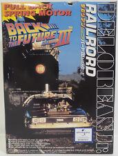 BACK TO THE FUTURE III : 1/43 DE LORERAN RAILROAD VERSION MODEL KIT BY AOSHIMA