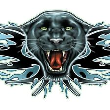 Lethal Threat Sticker Adhesivo Panther Attack casco bike quad auto Truck