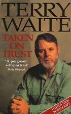 Taken on Trust,Terry Waite- 9780340609699