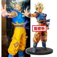 DBZ Dragon Ball Z Super Saiyan Son Goku Blood of Saiyans Special Ver Figure 20cm